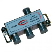 Делитель 3 отвода 5-2500 МГц DC S04-03